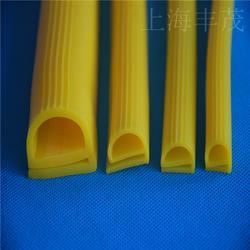 硅胶密封条 耐高温橡胶条 异型定制图片
