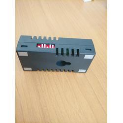 带有磁铁、可磁吸安装一款机房机柜温湿度传感器-modbus通讯协议图片