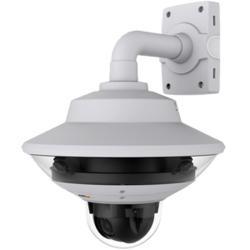 安訊士AXIS Q6000-E PTZ 半球網絡攝像機 借助一鍵式 PTZ 控制實現 360° 全景圖片