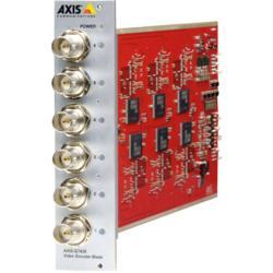 安讯士AXIS 243Q 刀片视频服务器Q7436 视频编码器刀片式 高性能,灵活的6频道视频编码器图片