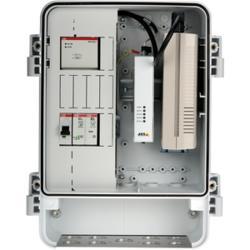 安讯士AXIS T98A19-VE 媒体转换器机柜 A 预组装的坚固机柜可确保轻松铺设光纤T98A18-VE,T98A17-VE,T98A16-VE图片