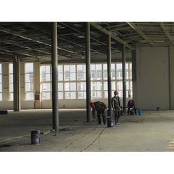 吉林钢结构防火涂料施工哪家好-钢结构防火涂料施工找金泰来消防图片