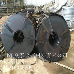 0.25*36mm 钢带现货 桥梁用黑退波纹管带钢 详情电联图片
