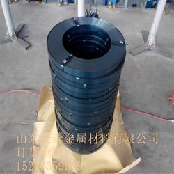 烤蓝打包带 品质保障 打包带厂家 0.9*32mm 优质钢带图片