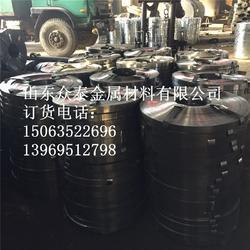 S黑退波纹管带钢0.3*36mm 现货供应 欢迎来电咨询图片