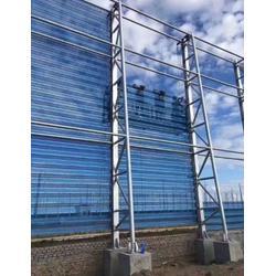 煤场围墙挡风网水泥厂挡风墙料场防尘墙商家图片