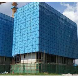 建筑爬架网冲孔爬架防护网爬架围栏网厂家直销图片