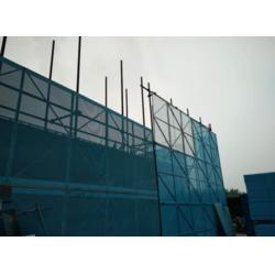 镀锌板爬架网喷塑爬架网建筑圆孔爬架网片厂家图片