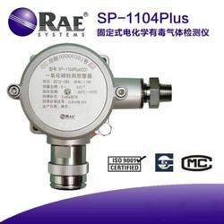 美国RAE华瑞SP-1104plus壁挂式多种有毒有害气体检测仪图片