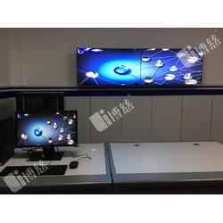 博慈科技拼接屏-拼接屏厂家 三星55寸3.5mm拼接屏 显示器图片