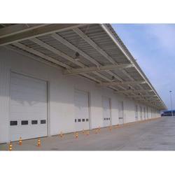 西宁工业门安装-甘肃顾帮门业物超所值的兰州工业门新品上市图片