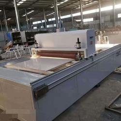 党建uv光油膜压机KT板水晶机设备专业订制厂家