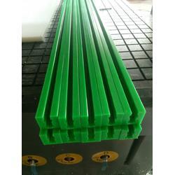 绿色耐磨链条导轨 链条导轨 万群橡胶链条导轨图片