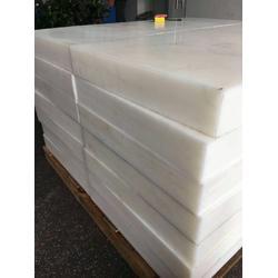 萬群橡膠廠家供應超高分子量聚乙烯板白色uhmwpe板含硼聚乙烯板圖片