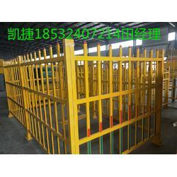 电力玻璃钢围栏A发电站无磁绝缘玻璃钢围栏哪里生产图片