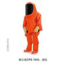 德尔格CPS 7900 气密型重型化学防护服图片