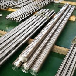 专业生产ASTM B348标准纯钛GR1 GR2钛棒图片