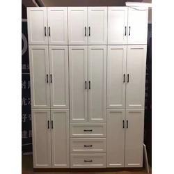 新密衣柜定制多少钱一平-专业的郑州衣柜定制-优选舒漫佳全屋定制图片