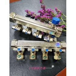 超值的分水器艾柯暖通科技供應 葫蘆島工程分水器圖片