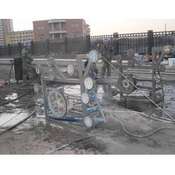 固原钢筋混凝土静力切割-宁夏可靠的钢筋混凝土静力切割拆除公司图片