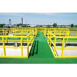 厂家直销污水处理厂格栅 化工厂平台用格栅 养殖格栅图片