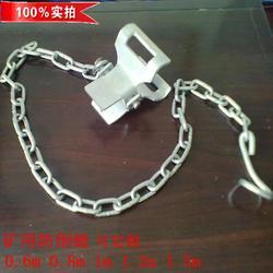 鲁兴单体液压支柱防倒链 0.6m 0.8m 1m矿用防倒链厂家图片