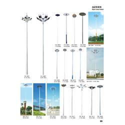 河南高杆灯-怎样才能买到高质量的高杆灯图片