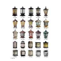 开封柱头灯厂家-想买耐用的柱头灯就来河南奥兰照明图片