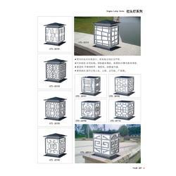 鄭州LED柱頭燈廠家-高性價柱頭燈鄭州哪里有圖片