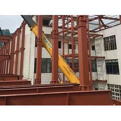 四川总承包公司-钢结构供应厂商图片