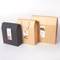 厂家定制农副产品手提纸箱产品包装盒图片