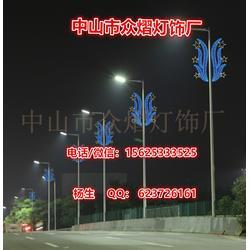 灯杆造型灯现代过街灯众熠灯光隧道灯图片
