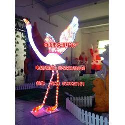 造型灯厂家,LED造型灯厂家直接报价,五彩缤纷凤凰造型灯