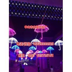 LED造型灯 图案灯 天使吹喇叭 商业街装饰灯图片