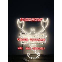 LED灯画,美女造型灯,室外装饰灯,户外专用图案灯图片