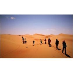 吴忠腾格里沙漠穿越-银川信誉好的宁夏沙漠穿越公司图片
