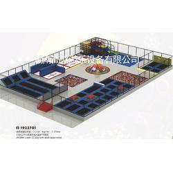 儿童蹦床厂家,大型蹦床乐园,超级蹦床公园图片