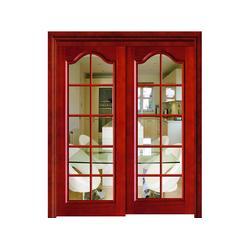 中式实木门套装门-口碑好的玻璃门厂商