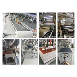 spc石塑地板生产线-石塑地板生产线设备图片