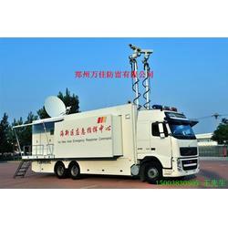 车载移动式变电站20米升降避雷针,军用通信车载便携式升降避雷针厂家图片