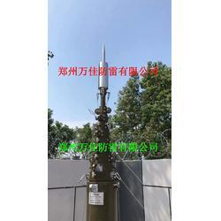 提前放电避雷针安装,特种防雷设计施工资质,电源防雷接地装置施工公司图片