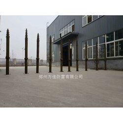 8米12米碳纤维天线升降杆,14米碳纤维升降避雷针,碳纤维10米手摇升降避雷针图片