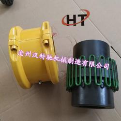 KC型链条联轴器 滚子链联轴器图片