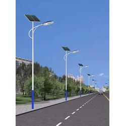 西宁路灯生产厂家-具有口碑的太阳能路灯厂家在兰州图片