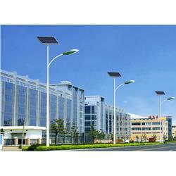 西宁路灯生产厂家-专业太阳能路灯厂家就是众城能源照明工程图片