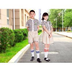 小学校服公司-他衣她服饰供应新品小学校服图片