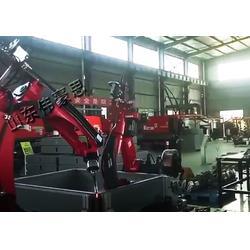 焊接全自动机械手 全自动车架焊接机器人图片