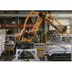 智能机器人卸垛机 化肥智能卸垛机器人图片