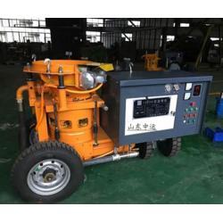 工程直销混凝土电动小型湿式喷浆机