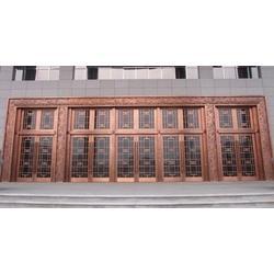 转转铜门 铜门制作厂 铜门设计图片